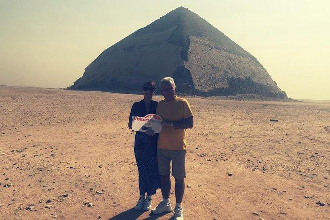 Amazing Day Trip at Pyramids, Sakkara And Dahshur
