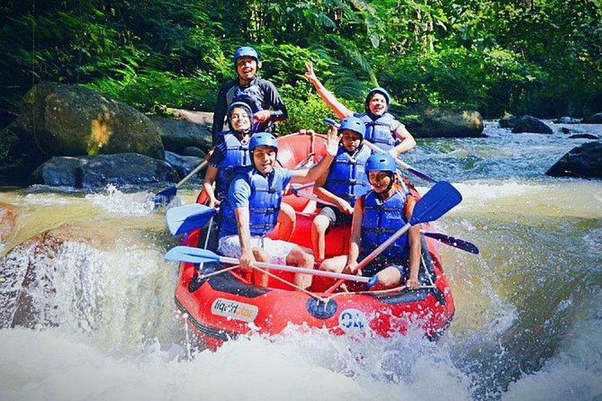 Ayung White Water Rafting and Spa Packages - Ubud Best Adventures