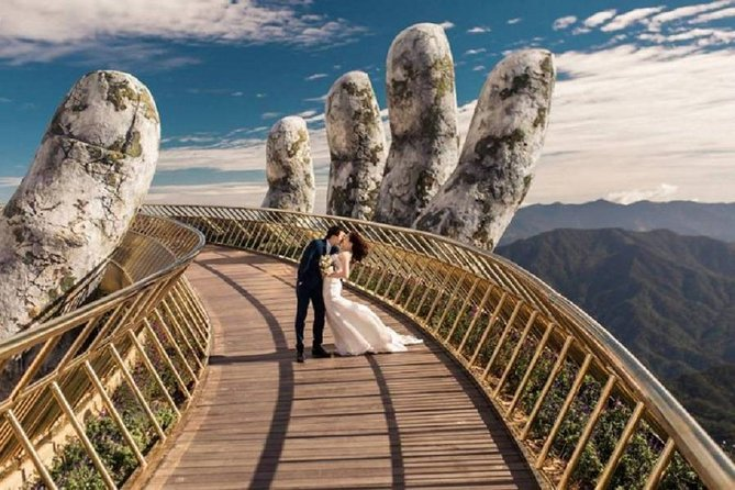 BaNa Hill Golden Bridge & DaNang City By Private Tour