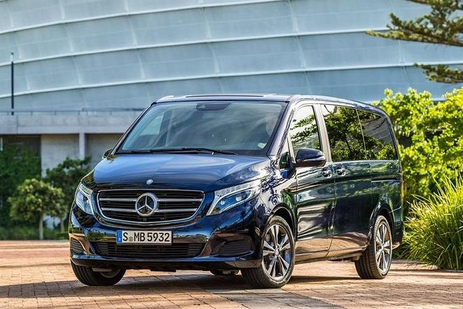 HAN Airport pick up by Mercedes Benz V-Class