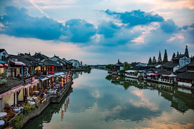 Zhujiajiao Water Village Half Day Tour-Group Tour