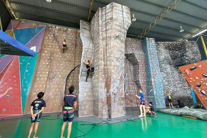 Rock Climbing Experience Trip