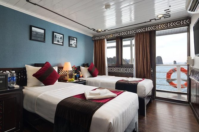 Ha Long Bay - Lan Ha Bay 3 Days 2 Night (Seasun Premium Cruise)
