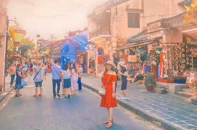 One Way pick up air port Danang/Danang city to Hoi An Transfers photo 4