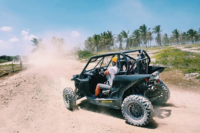 4WD Terracross - Breaf Safari - River Cave and Macao Beach