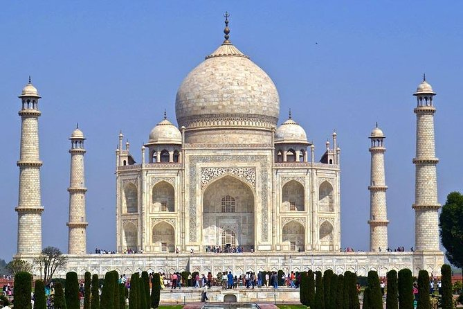 Full-Day Private Guided Tour to Agra