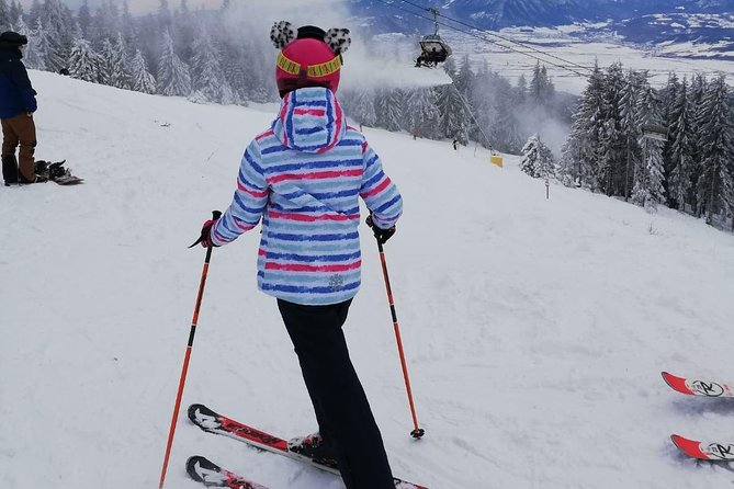 PRIVATE Ski Lessons