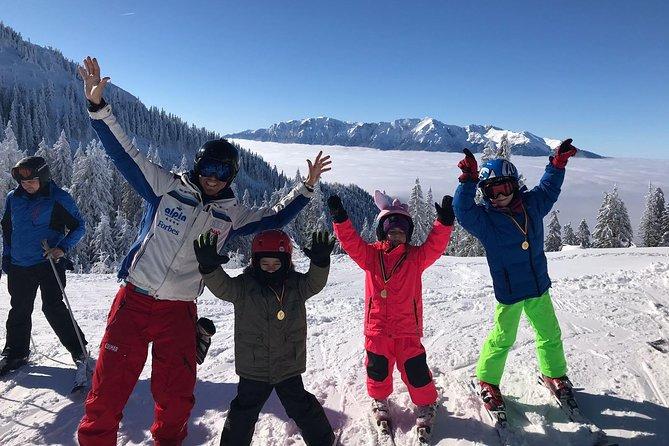 Alpin Ski Academy - ski lessons in Poiana Brasov