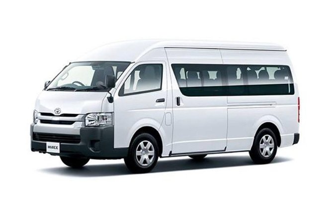 Full Day - OSAKA by Minivan Toyota COMMUTER Customize Your Itinerary