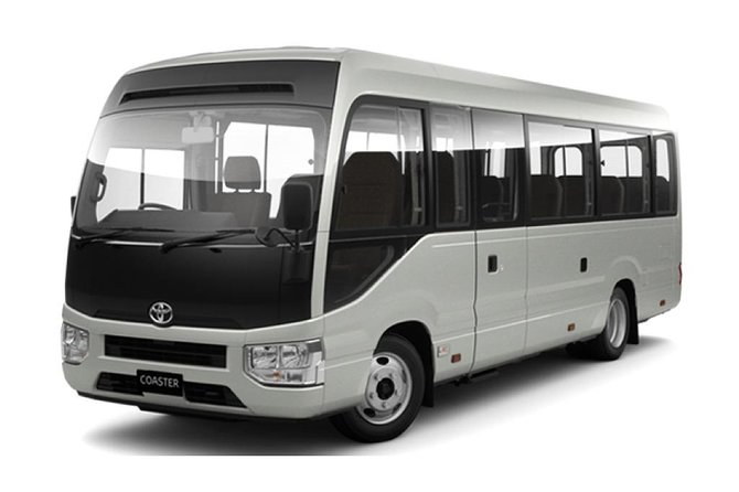 OSAKA by Toyota COASTER/MICROBUS Customize Your Itinerary