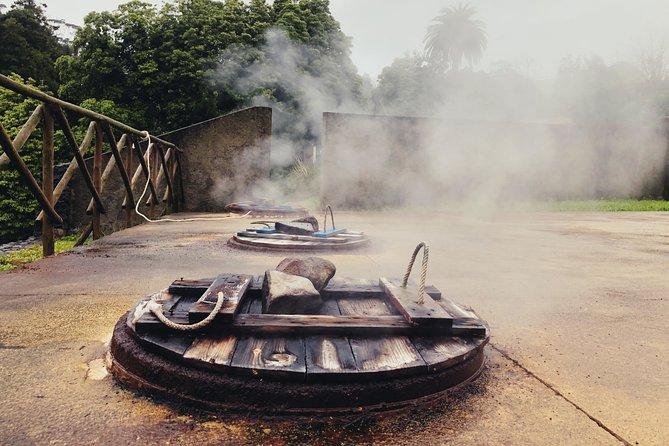 Volcano Dinner (Cozido Das Furnas)