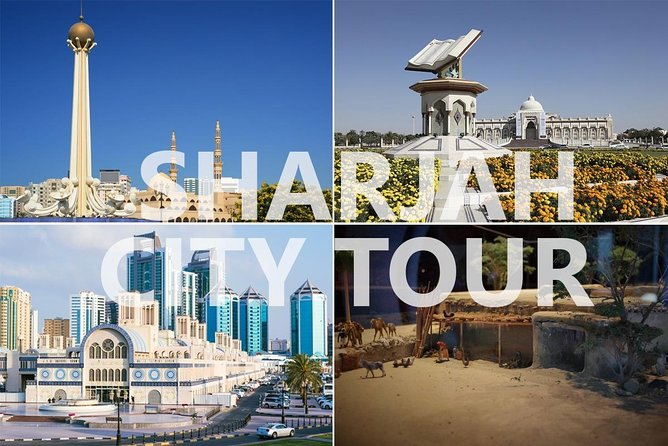 Sharjah city tour from dubai with tour guide photo 1