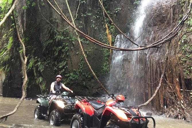 ATV Ride and White Water Rafting Package