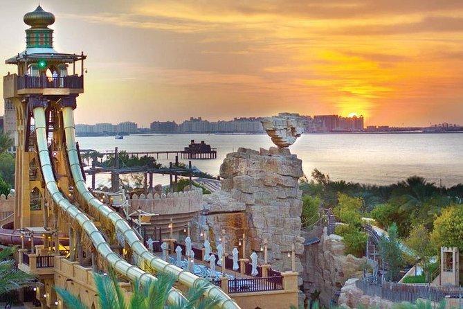 Wild Wadi Water Park Dubai Entrance Ticket