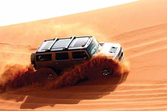 Hummer Desert Safari Dubai