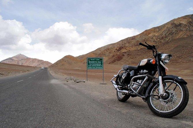 Adventure Ladakh Motorbike Tour