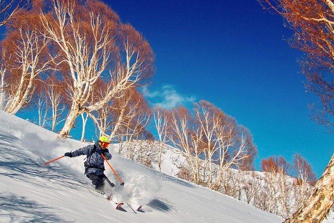 Snow Skiing in Gulmarg