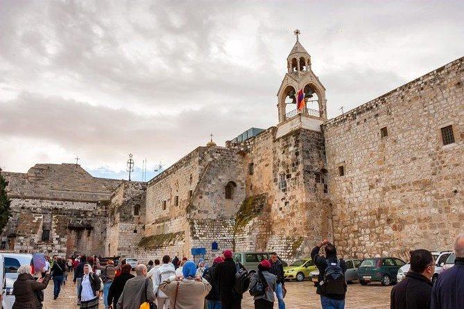 Tour to Bethlehem, Jericho and Jordan River - Trip from Jerusalem/TLV