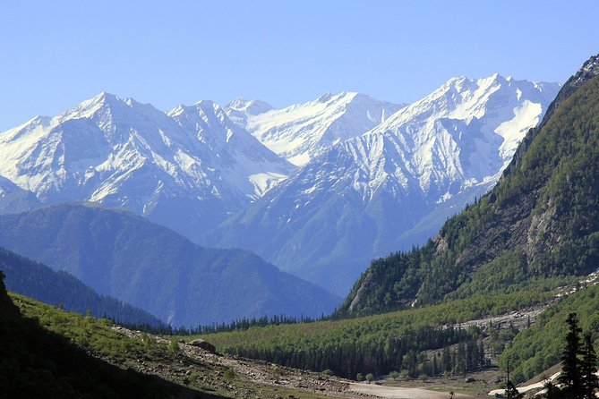 Rent Car for Dalhousie Tour Package photo 1