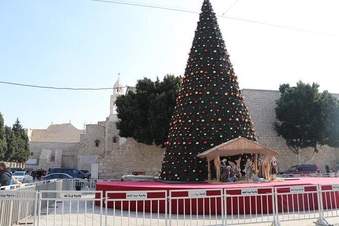 Bethlehem & The Dead Sea Full Day Tour from Jerusalem