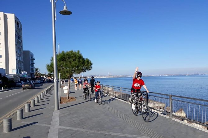Larnaca Town Guided Bicycle Tour