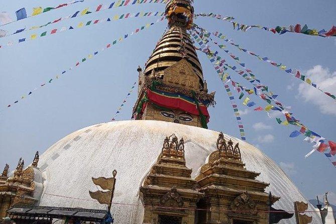 Kathmandu 1 Day UNESCO Seven Sites World's Heritage Tour in Nepal From Kathmandu
