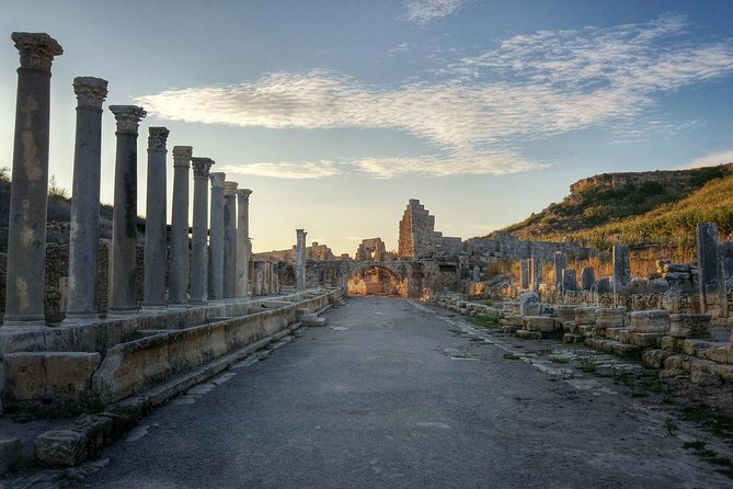 Perge-Aspendos-Side from Antalya and regions