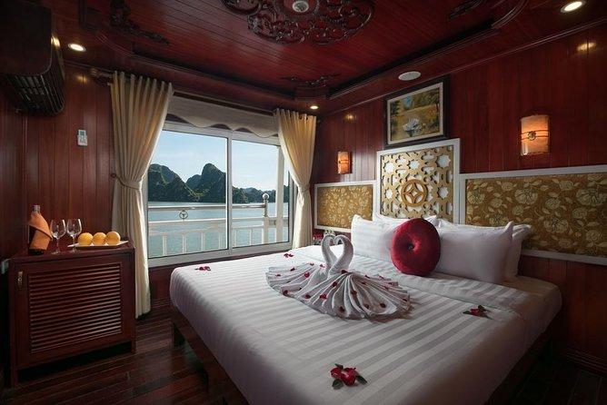 Exploring 2 Days 1 Night in Halong Bay - Lan Ha bay on Rosa Cruise