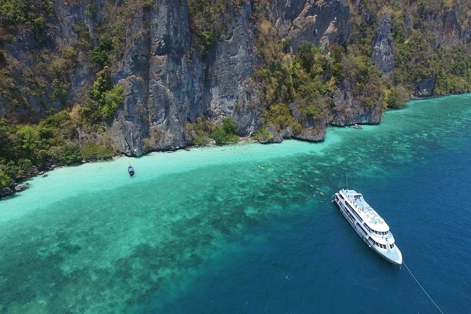Phuket to Phi Phi By Ferry with Transfer Included