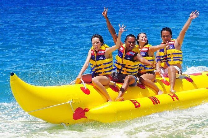 Bali Watersport Adventure Package