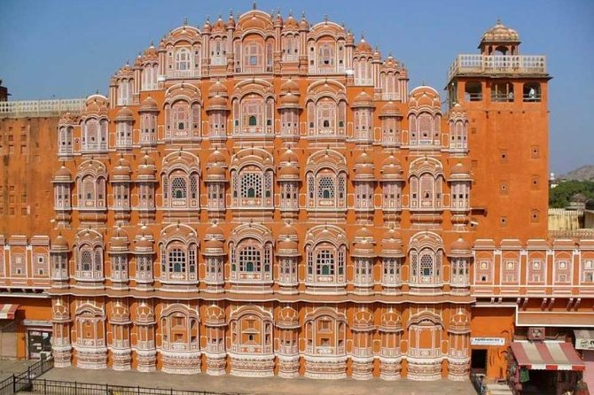 Jaipur Full Day Private Tour with Guide