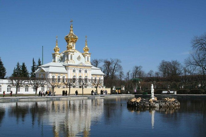 Great Palace in Peterhof Day Tour