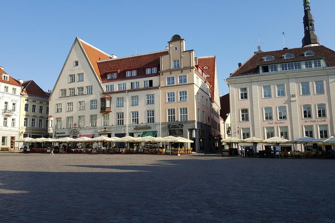 Tallinn 2-Hour Family Tour