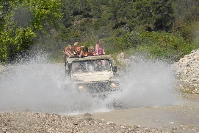 ATV Safari or JEEP Safari and Rafting at Koprulu Canyon from Antalya regions photo 11
