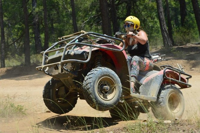 ATV Safari or JEEP Safari and Rafting at Koprulu Canyon from Antalya regions photo 7