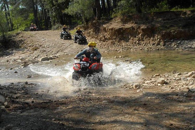 ATV Safari or JEEP Safari and Rafting at Koprulu Canyon from Antalya regions photo 12