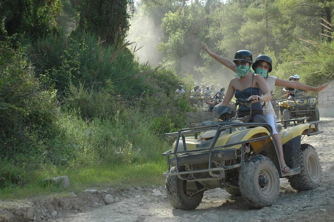 ATV Safari or JEEP Safari and Rafting at Koprulu Canyon from Antalya regions photo 9