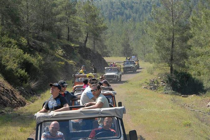 ATV Safari or JEEP Safari and Rafting at Koprulu Canyon from Antalya regions photo 2