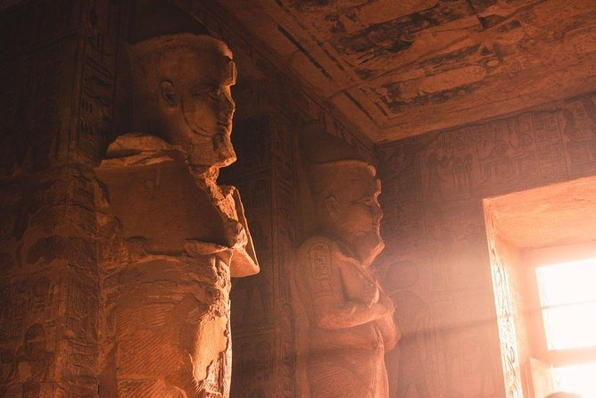 Abu Simble Private day tour from Aswan