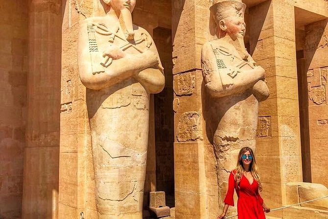 Luxor East and West Banks Full-Day Private Tour with Lunch