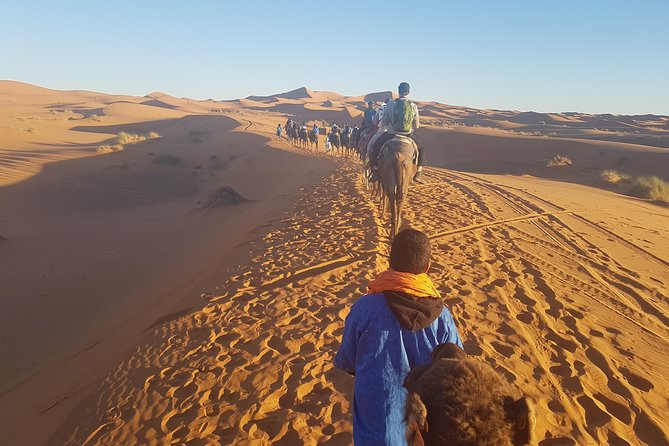 Marrakech to Fes via Merzouga 3 days 2 nights desert tours