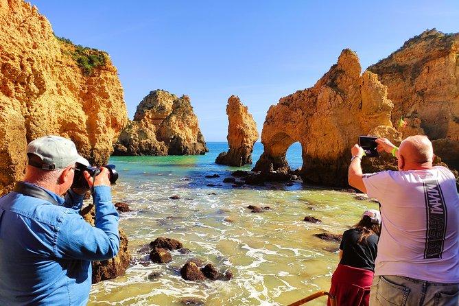 Lagos and Carvoeiro Premium Tour > VTours Algarve