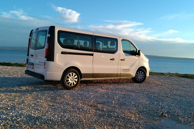 Private transfer from Split to Vodice