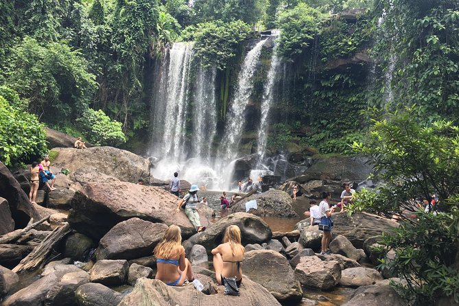 A Day Trip to Kulen Waterfall, One Thousand River Linga, Reclining Buddha photo 3