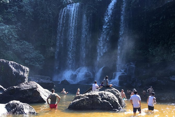 A Day Trip to Kulen Waterfall, One Thousand River Linga, Reclining Buddha photo 2