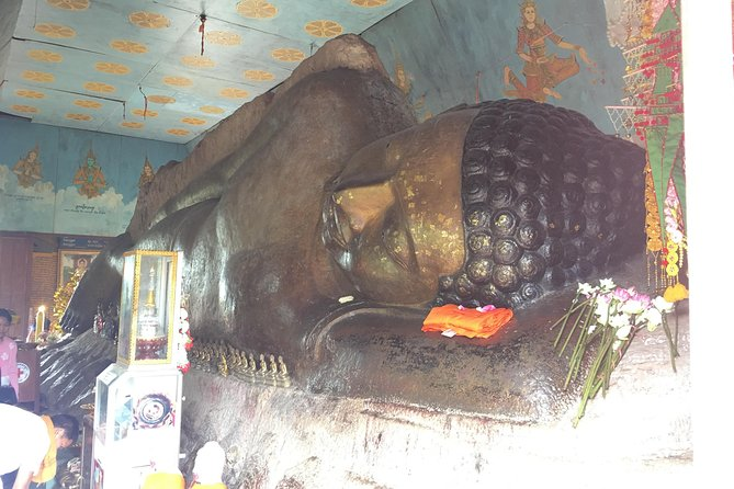A Day Trip to Kulen Waterfall, One Thousand River Linga, Reclining Buddha photo 4