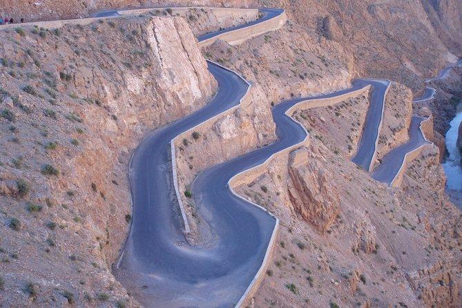 Fes To Marrakech Desert Tour – 3 Days / 2 Nights Via Erg Chebbi Dunes