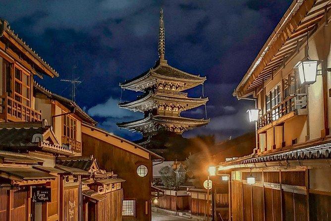 "Private Geisha district tour ""Explore Gion, the Geisha world"""