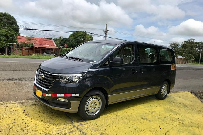 Shuttle Service To Rio Perdido Thermal Spa