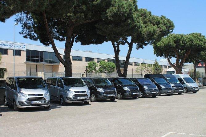 Transfer Tarragona Salou Cambrils